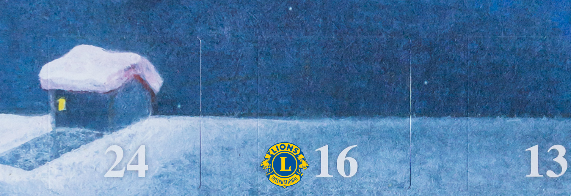 Lions Club Adventskalender 2018