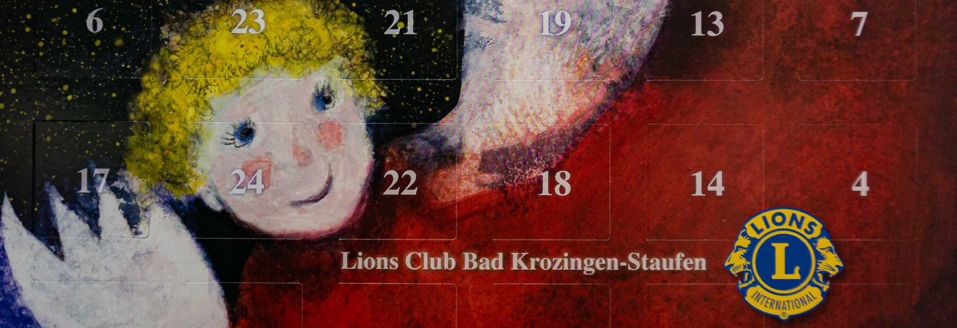 Lions Club Adventskalender 2019